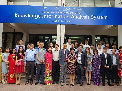 2018 Korea-Vietnam joint workshop was held in Hanoi on April 24th. image