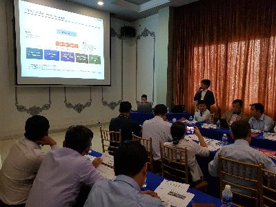 Joint workshop with National Science and Technology Council of Cambodia  image